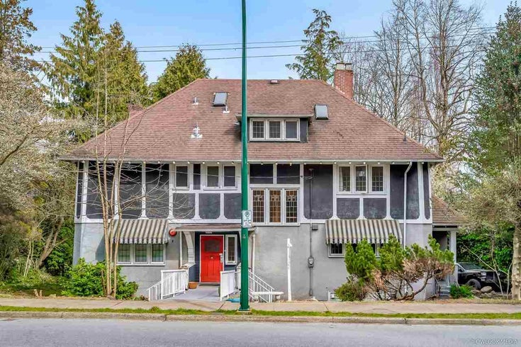 1075 DOUGLAS CRESCENT - Shaughnessy House/Single Family for sale, 7 Bedrooms (R2446467)