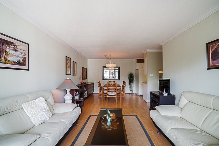 317 1442 BLACKWOOD STREET - White Rock Apartment/Condo for sale, 2 Bedrooms (R2446574)