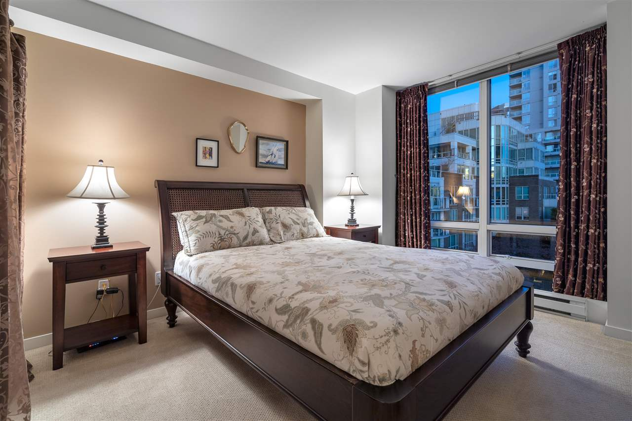 606 1500 HORNBY STREET - Yaletown Apartment/Condo for sale, 2 Bedrooms (R2447198) - #14