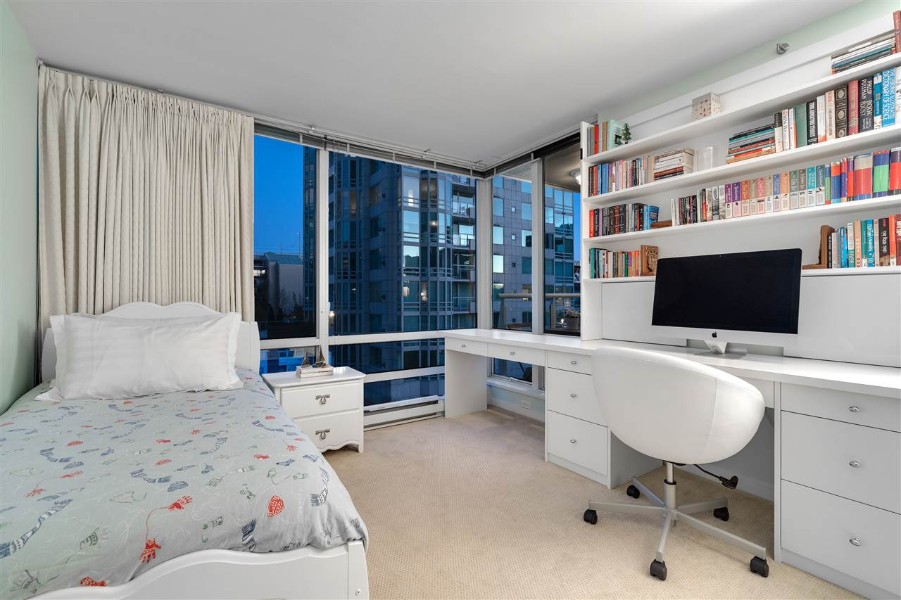 606 1500 HORNBY STREET - Yaletown Apartment/Condo for sale, 2 Bedrooms (R2447198) - #17