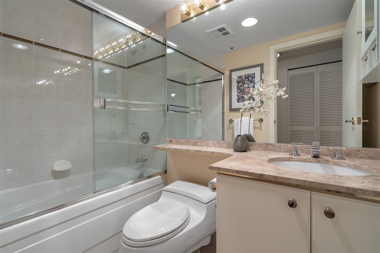 606 1500 HORNBY STREET - Yaletown Apartment/Condo for sale, 2 Bedrooms (R2447198) - #18