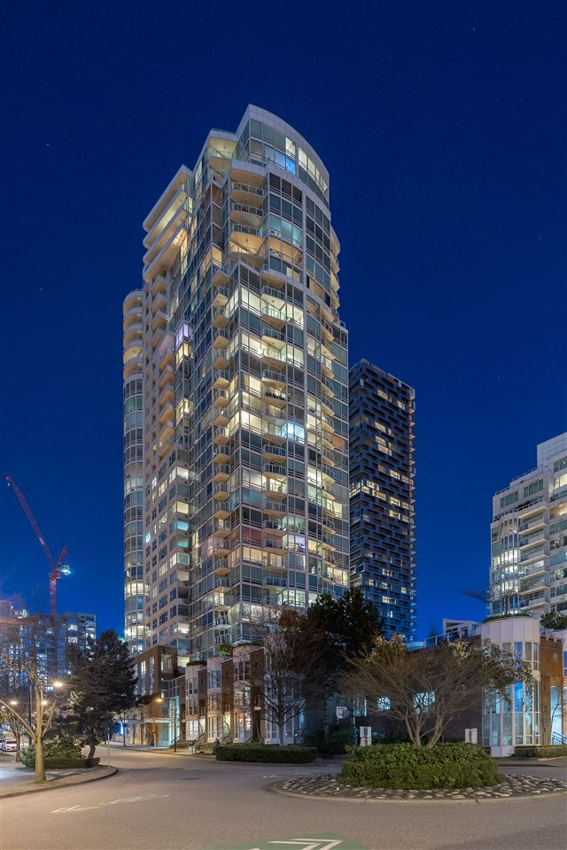 606 1500 HORNBY STREET - Yaletown Apartment/Condo for sale, 2 Bedrooms (R2447198) - #20