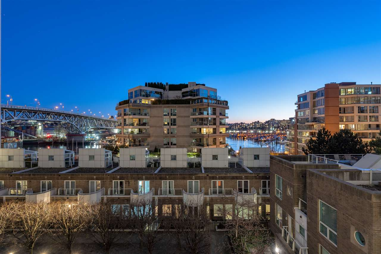 606 1500 HORNBY STREET - Yaletown Apartment/Condo for sale, 2 Bedrooms (R2447198) - #5