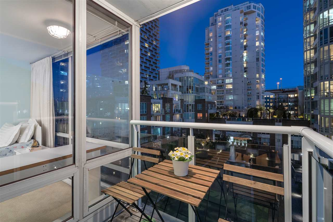 606 1500 HORNBY STREET - Yaletown Apartment/Condo for sale, 2 Bedrooms (R2447198) - #6