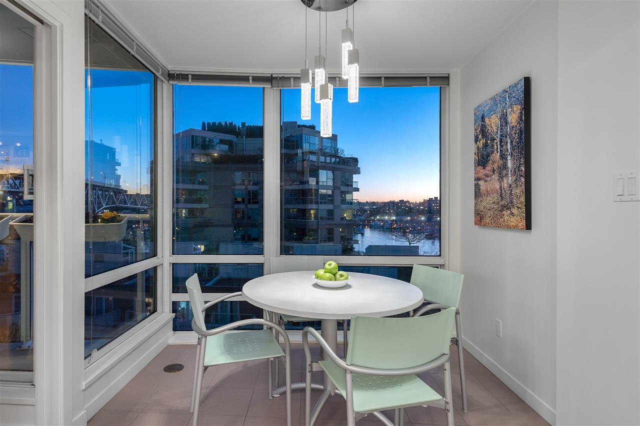 606 1500 HORNBY STREET - Yaletown Apartment/Condo for sale, 2 Bedrooms (R2447198) - #8