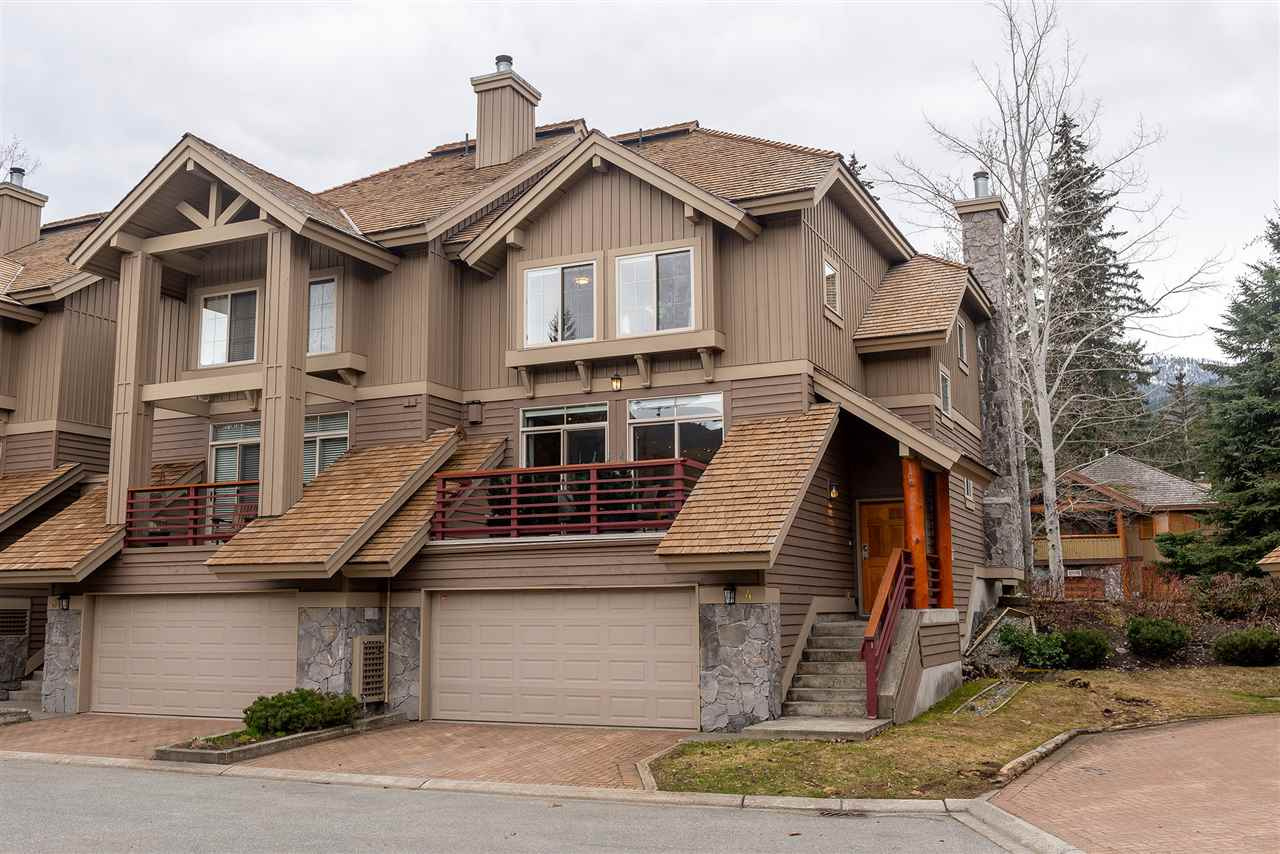 4 8030 NICKLAUS NORTH BOULEVARD - Green Lake Estates Townhouse for sale, 4 Bedrooms (R2447355)