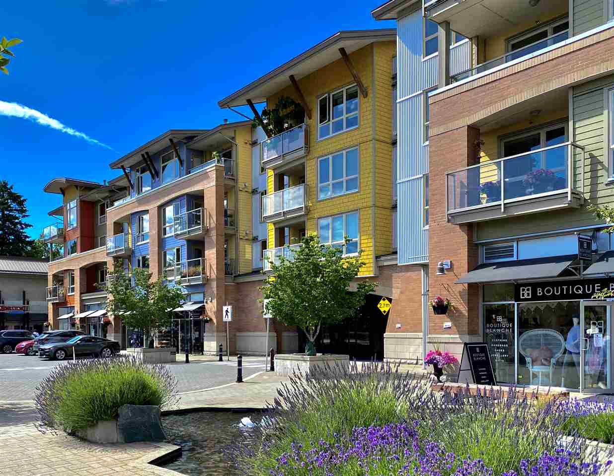 406 1315 56 STREET - Cliff Drive Apartment/Condo for sale, 2 Bedrooms (R2447556)