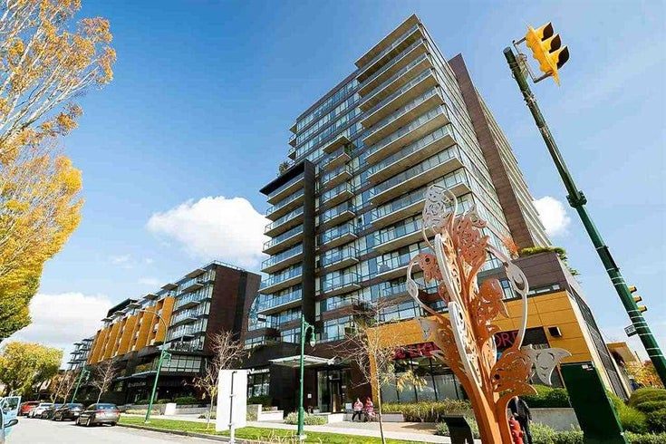 1208 8588 CORNISH STREET - S.W. Marine Apartment/Condo for sale, 2 Bedrooms (R2447602)