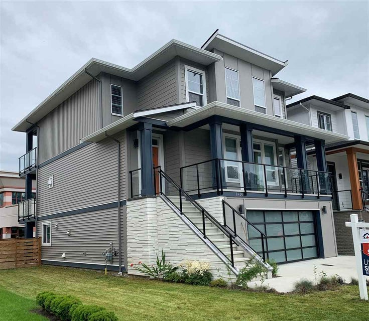 8436 MIDTOWN WAY - Chilliwack W Young-Well House/Single Family for sale, 4 Bedrooms (R2447603)