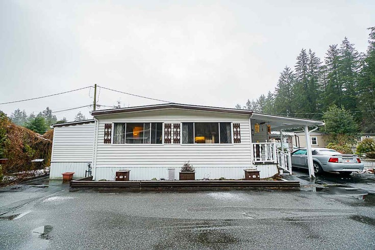 133 3031 200TH STREET - Brookswood Langley Manufactured for sale, 2 Bedrooms (R2447607)