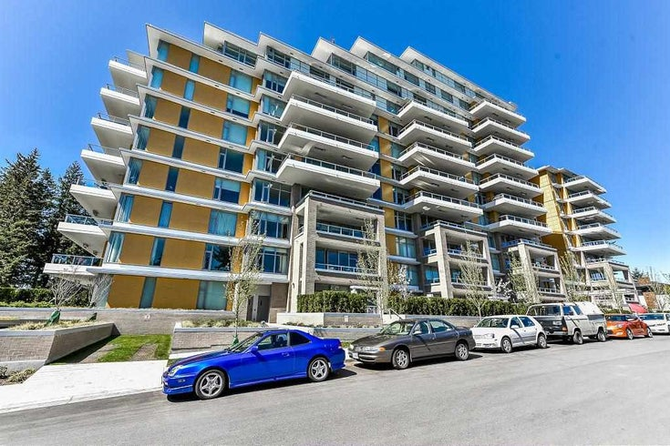706 1501 VIDAL STREET - White Rock Apartment/Condo for sale, 2 Bedrooms (R2447891)
