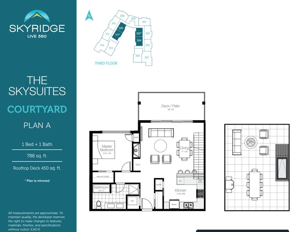302 41328 SKYRIDGE PLACE - Tantalus Apartment/Condo for sale, 1 Bedroom (R2447928) - #12