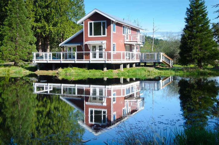 1909 GEORGESON BAY ROAD - Galiano Island House/Single Family for sale, 3 Bedrooms (R2448065)