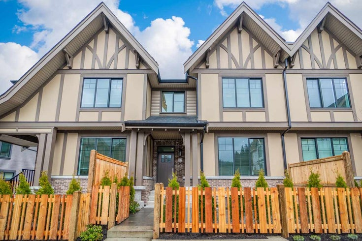 77 3306 PRINCETON AVENUE - Burke Mountain Townhouse for sale, 4 Bedrooms (R2448097)