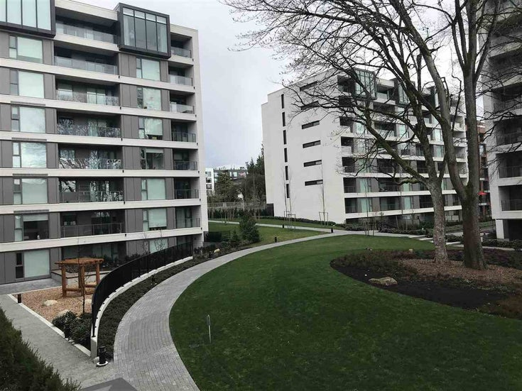 319 7128 ADERA STREET - South Granville Apartment/Condo for sale, 1 Bedroom (R2448410)