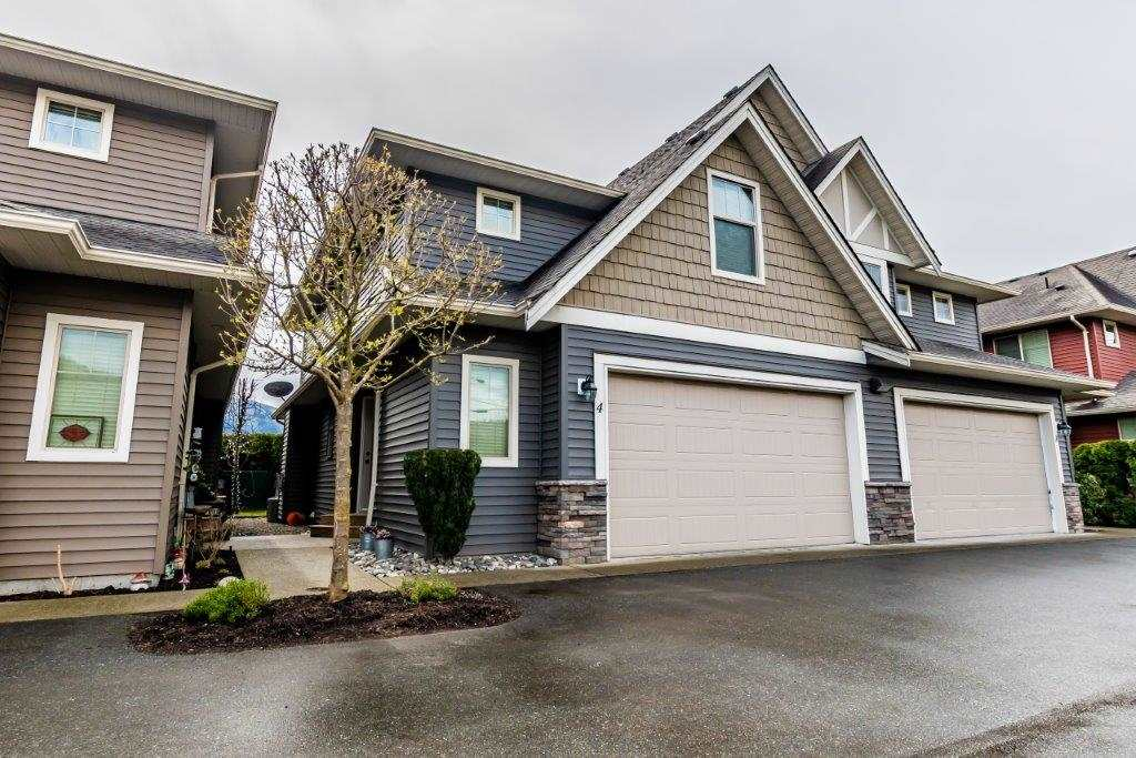 4 1854 HEATH ROAD - Agassiz Townhouse for sale, 3 Bedrooms (R2448550) - #1
