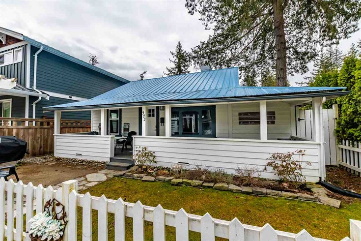322 SPRUCE STREET - Cultus Lake House/Single Family for sale, 3 Bedrooms (R2448973)