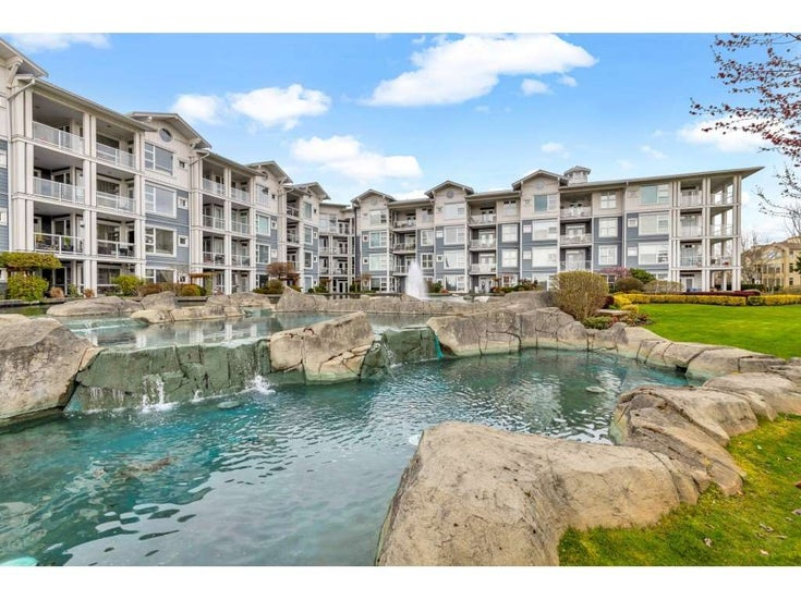 204 4600 WESTWATER DRIVE - Steveston South Apartment/Condo for sale, 2 Bedrooms (R2448986)