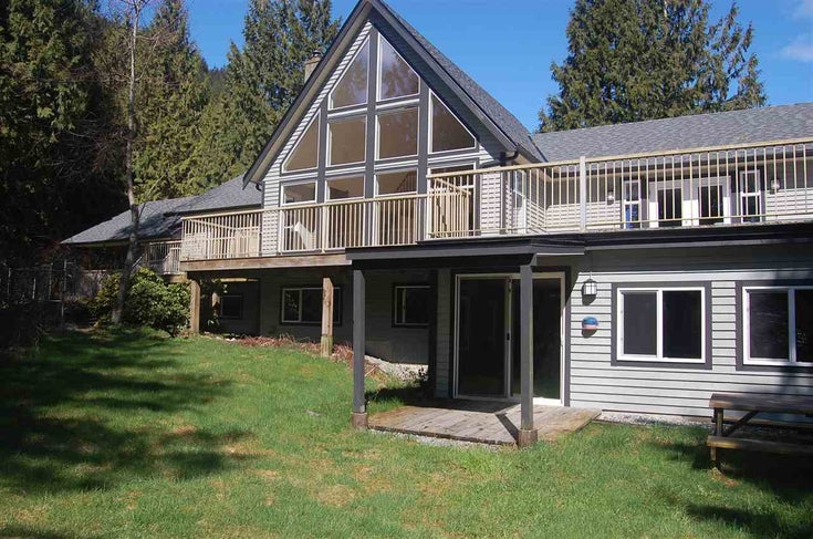 11977 STAVE LAKE ROAD - Durieu House with Acreage for sale, 3 Bedrooms (R2449139)