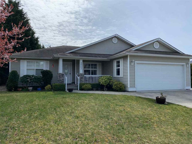 5061 LES WAY ROAD - Sechelt District House/Single Family for sale, 3 Bedrooms (R2449546)
