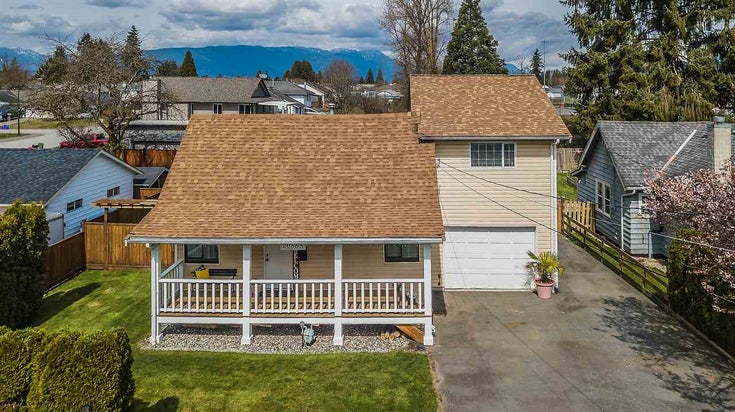 20565 WESTFIELD AVENUE - Southwest Maple Ridge House/Single Family for sale, 3 Bedrooms (R2449573)