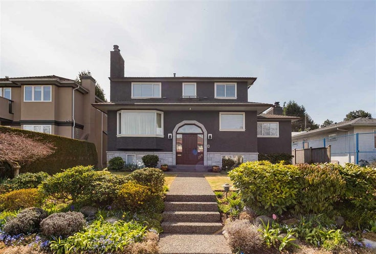 366 W 26TH AVENUE - Cambie House/Single Family for sale, 5 Bedrooms (R2449624)
