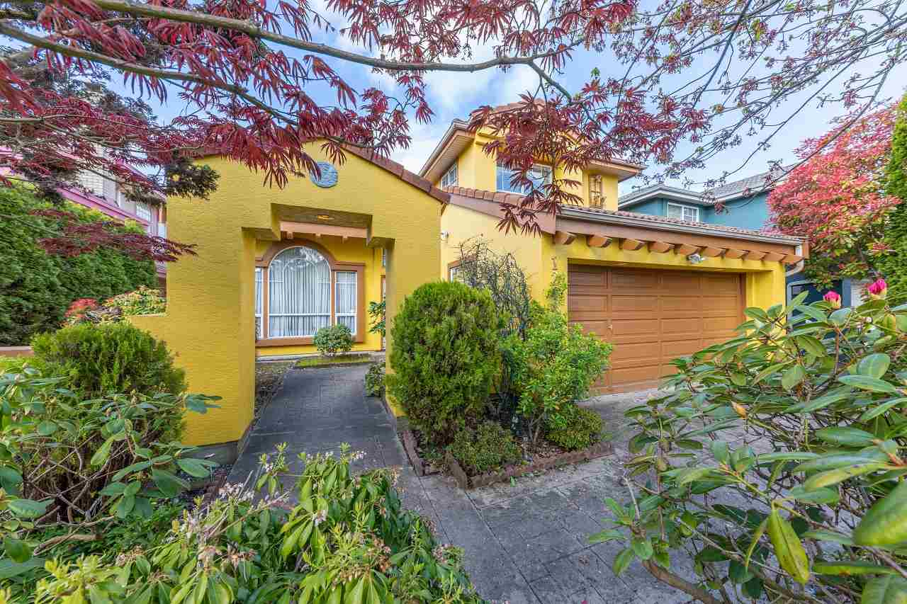 12448 JACK BELL DRIVE - East Cambie House/Single Family for sale, 5 Bedrooms (R2449950)