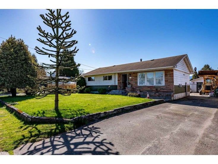 45448 WELLINGTON AVENUE - Chilliwack W Young-Well House/Single Family for sale, 4 Bedrooms (R2450048)