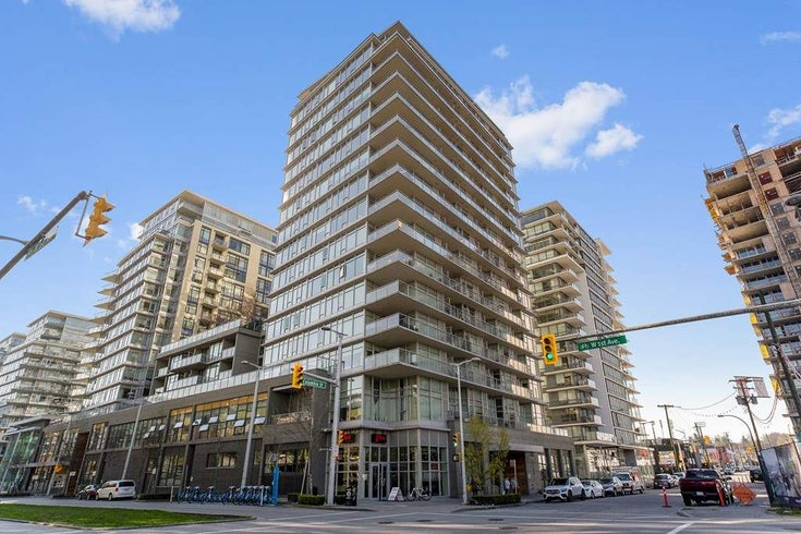 1201 1708 COLUMBIA STREET - False Creek Apartment/Condo for sale, 1 Bedroom (R2450132)