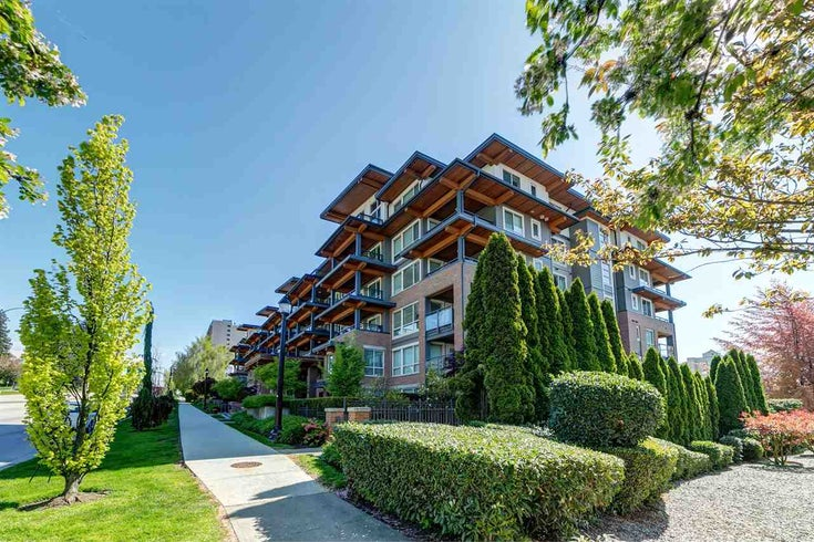 219 500 ROYAL AVENUE - Downtown NW Apartment/Condo for sale, 2 Bedrooms (R2450456)