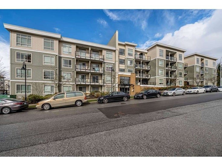 424 13789 107A AVENUE - Whalley Apartment/Condo for sale, 1 Bedroom (R2450496)
