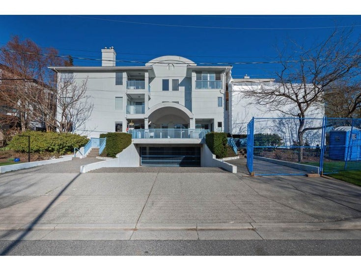 302 820 HABGOOD STREET - White Rock Apartment/Condo for sale, 2 Bedrooms (R2450865)