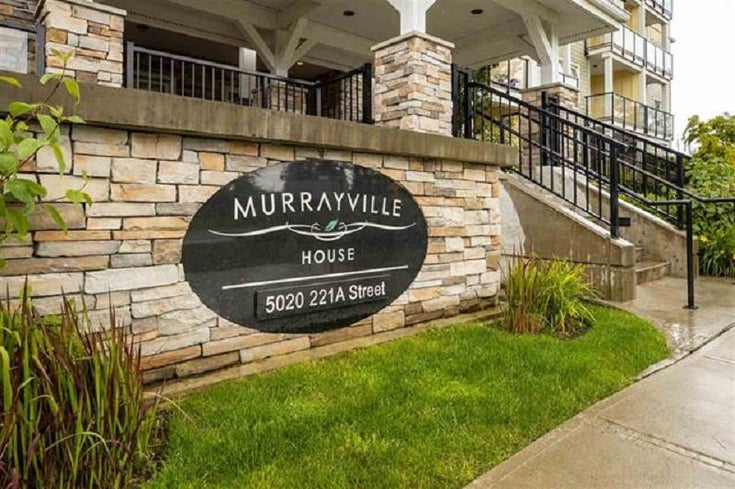 215 5020 221A STREET - Murrayville Apartment/Condo for sale, 2 Bedrooms (R2450889)