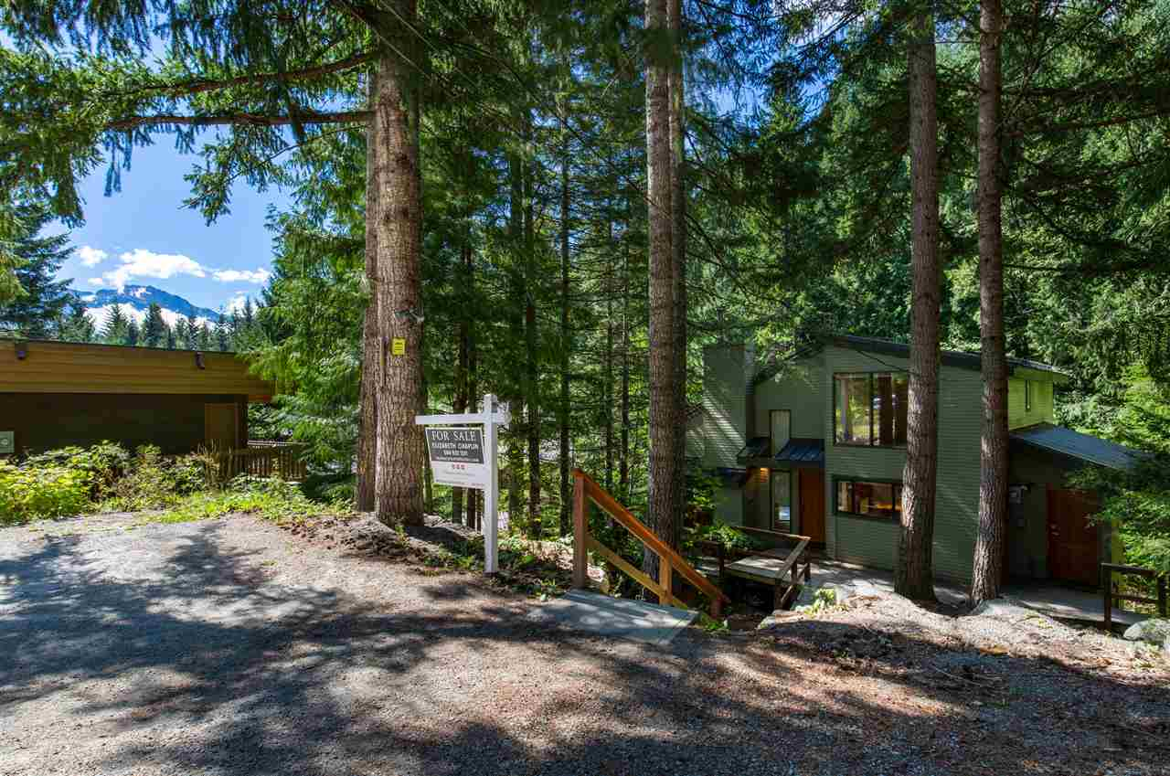 8733 IDYLWOOD PLACE - Alpine Meadows House/Single Family for sale, 3 Bedrooms (R2451258)