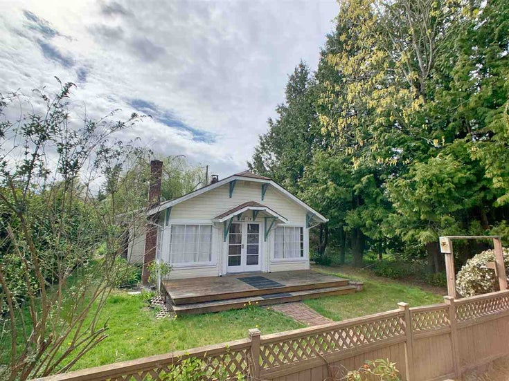 2873 MCKENZIE AVENUE - Crescent Bch Ocean Pk. House/Single Family for sale, 2 Bedrooms (R2451369)