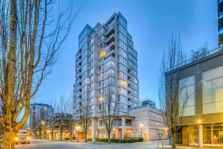 302 6191 BUSWELL STREET - Brighouse Apartment/Condo for sale, 1 Bedroom (R2452439)