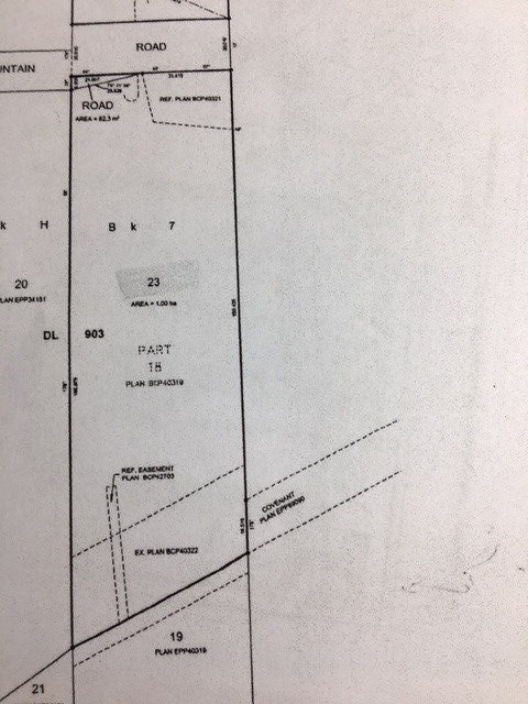 LOT 23 MOUNTAIN ROAD - Gibsons & Area  for sale(R2452640)