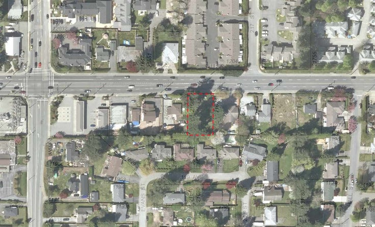21680 DEWDNEY TRUNK ROAD - West Central  for sale(R2452806)