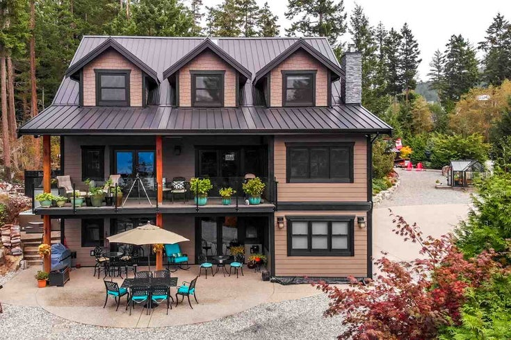 4253 PACKALEN BOULEVARD - Pender Harbour Egmont House/Single Family for sale, 5 Bedrooms (R2453183)