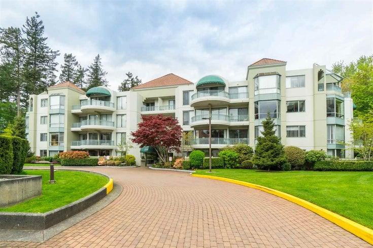 306 1745 MARTIN DRIVE - Sunnyside Park Surrey Apartment/Condo for sale, 2 Bedrooms (R2453331)