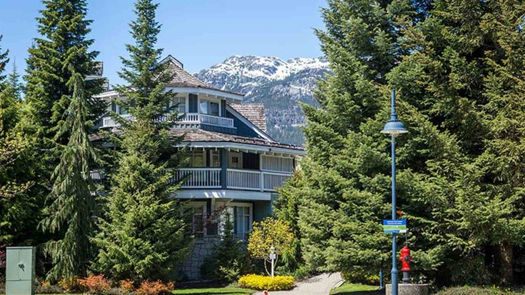 109 4405 BLACKCOMB WAY - Whistler Village Townhouse for sale, 3 Bedrooms (R2453392)