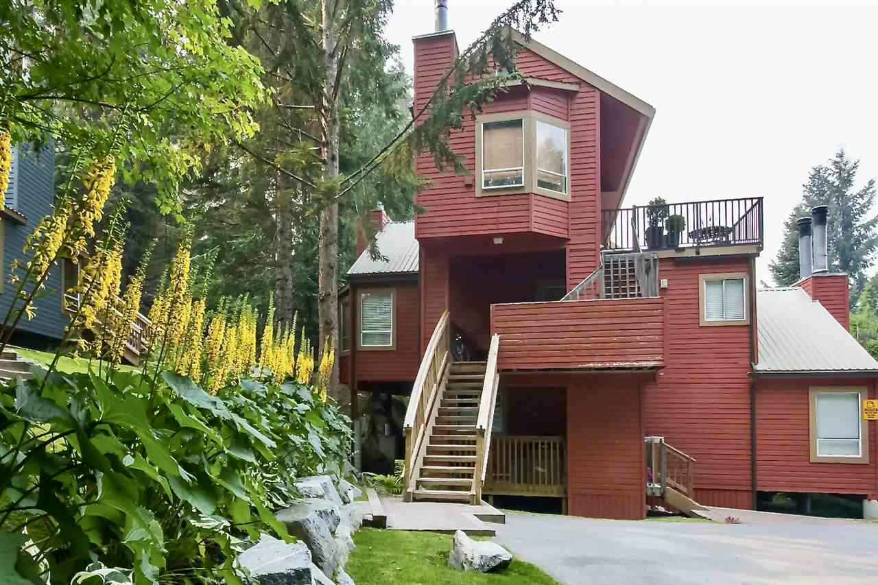 1 2243 SAPPORO DRIVE - Whistler Creek Townhouse for sale, 1 Bedroom (R2453719)
