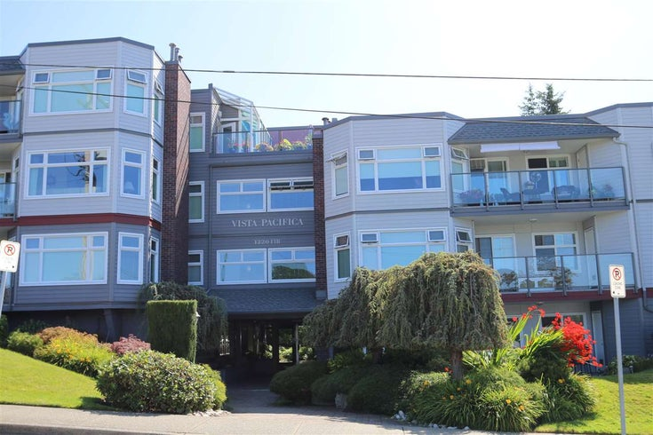 409 1220 FIR STREET - White Rock Apartment/Condo for sale, 2 Bedrooms (R2453873)