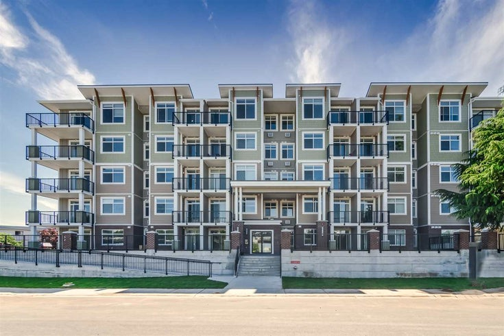 508 20696 EASTLEIGH CRESCENT - Langley City Apartment/Condo for sale, 2 Bedrooms (R2453906)