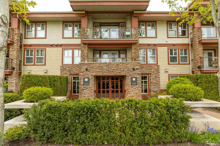 201 3355 ROSEMARY HEIGHTS DRIVE - Morgan Creek Apartment/Condo for sale, 2 Bedrooms (R2453997)