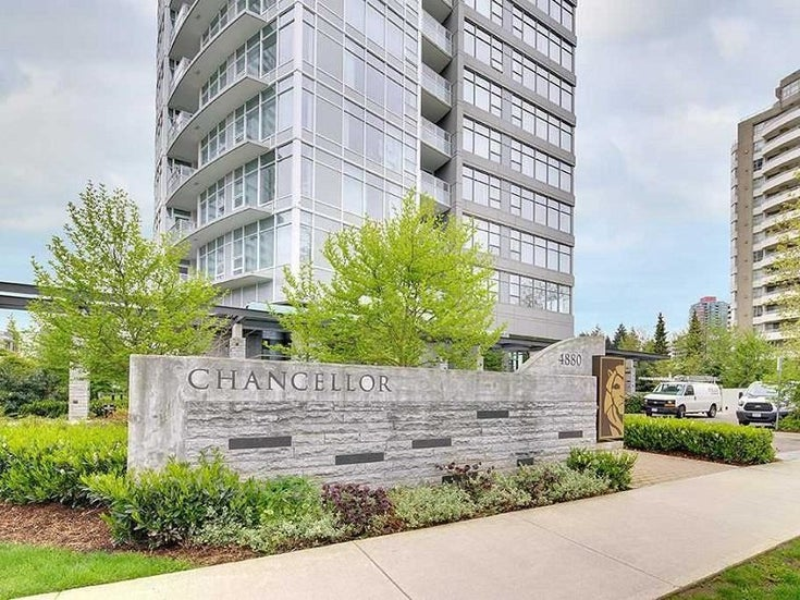 701 4880 BENNETT STREET - Metrotown Apartment/Condo for sale, 2 Bedrooms (R2454070)