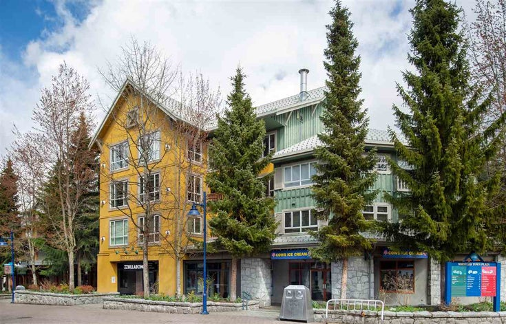 208 4314 MAIN STREET - Whistler Village Apartment/Condo for sale, 1 Bedroom (R2454529)