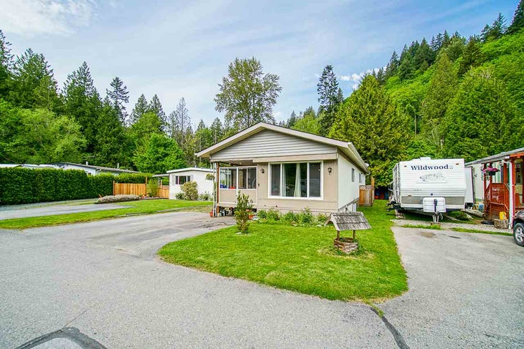 7 46511 CHILLIWACK LAKE ROAD - Chilliwack River Valley Manufactured for sale, 3 Bedrooms (R2454538)