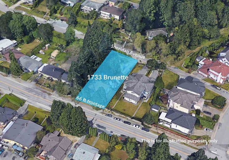 1733 BRUNETTE AVENUE - Central Coquitlam House/Single Family for sale, 3 Bedrooms (R2454659)