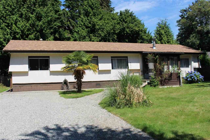 4494 HUPIT STREET - Sechelt District Manufactured with Land for sale, 3 Bedrooms (R2454699)